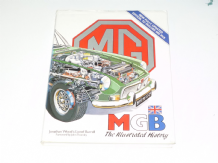 MGB The Illustrated History (Wood & Burrell 1993 2nd ed)